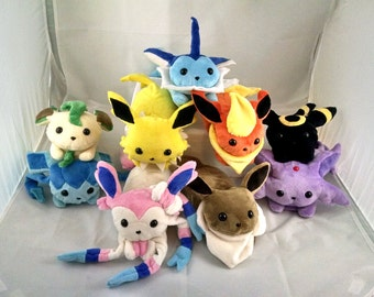 Eeveelution Shoulder Pets - Pokemon