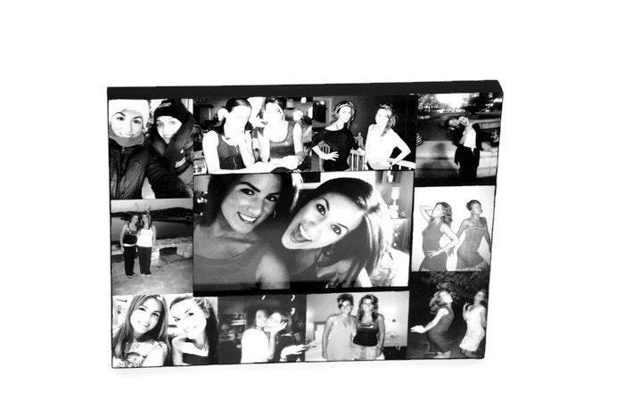 Boyfriend Best Friend Picture Frame Collage Photo Frame