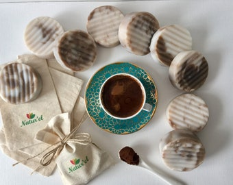 Turkish Coffee Soap - Free Shipping