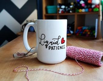 Coffee - Cup Liquid patience