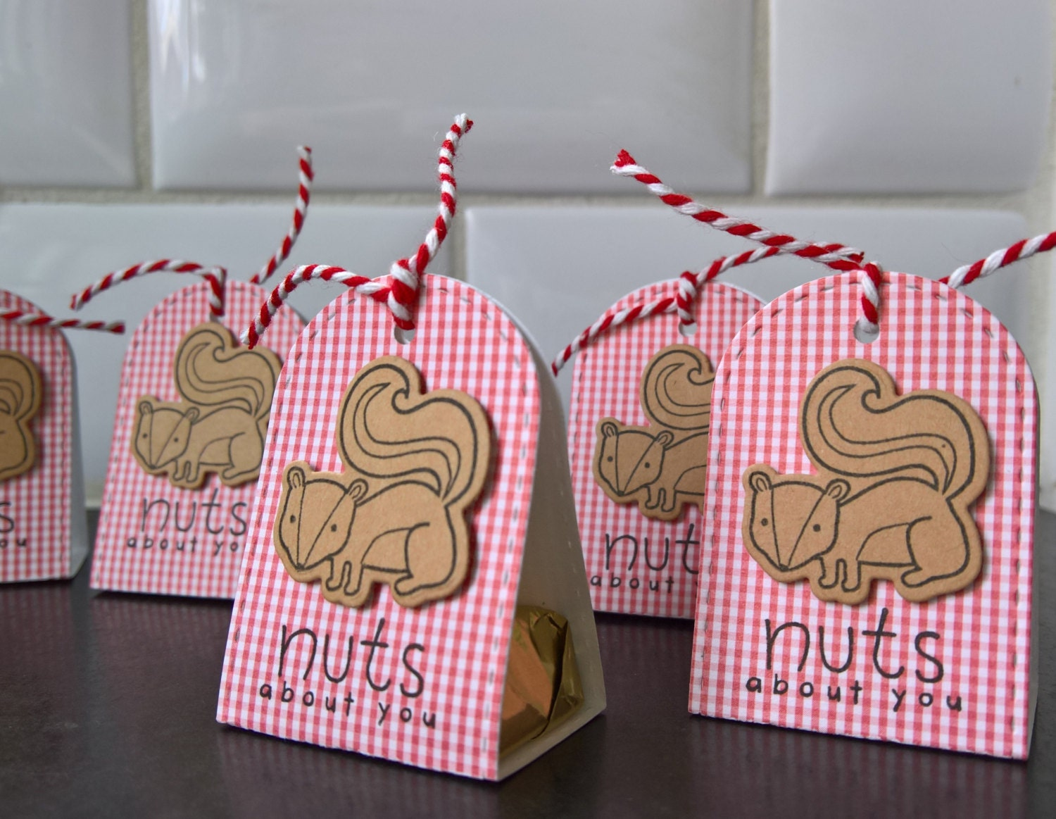 Valentine Party Favors Set of 5 Classroom Valentine Party
