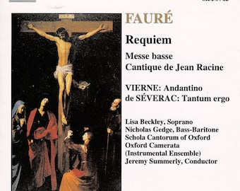 Fauré: Requiem, Etc.