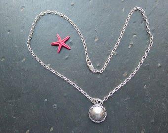 BOHO PENDANT, sterling silver pendant, monkey pendant, spring pendant