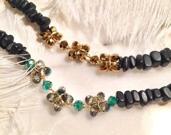 Elemental Earth bracelets