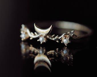 Moon Guardian Ring