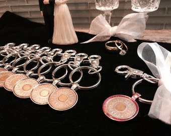 Garden State Parkway (NJ) ToKEn Wearables -- CONVERTIBLE CHARM WeDDING PaRTY GiFTS!