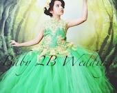Emerald Green Dress Gold ...