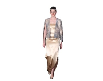Bedroune gold and jacket cape Princess ZAPHIRA