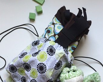 Multifunctional Baby Carrier Bag // SSC, wrap, Mei Tai, Ring Slings // Tula Lillebaby Beco Ergo