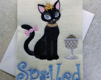 Any Occasion - Spoiled Kitty