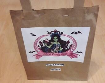 Cute & creepy mixed wonder bag