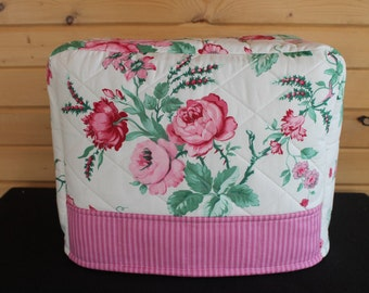 CANDY)---Handmade Sewing Machine Cover