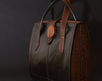Eko Wood. Bag and style. SALE-30%