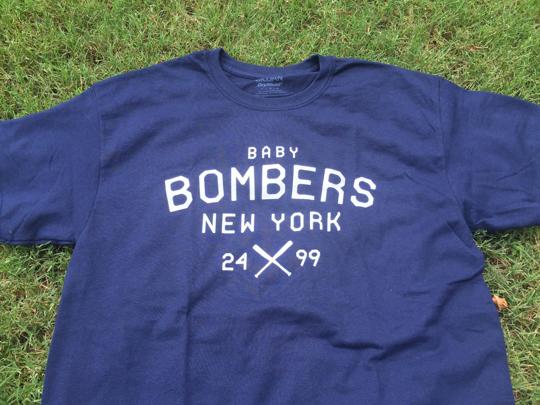The Baby Bombers New York Baseball T Shirt Aaron Judge
