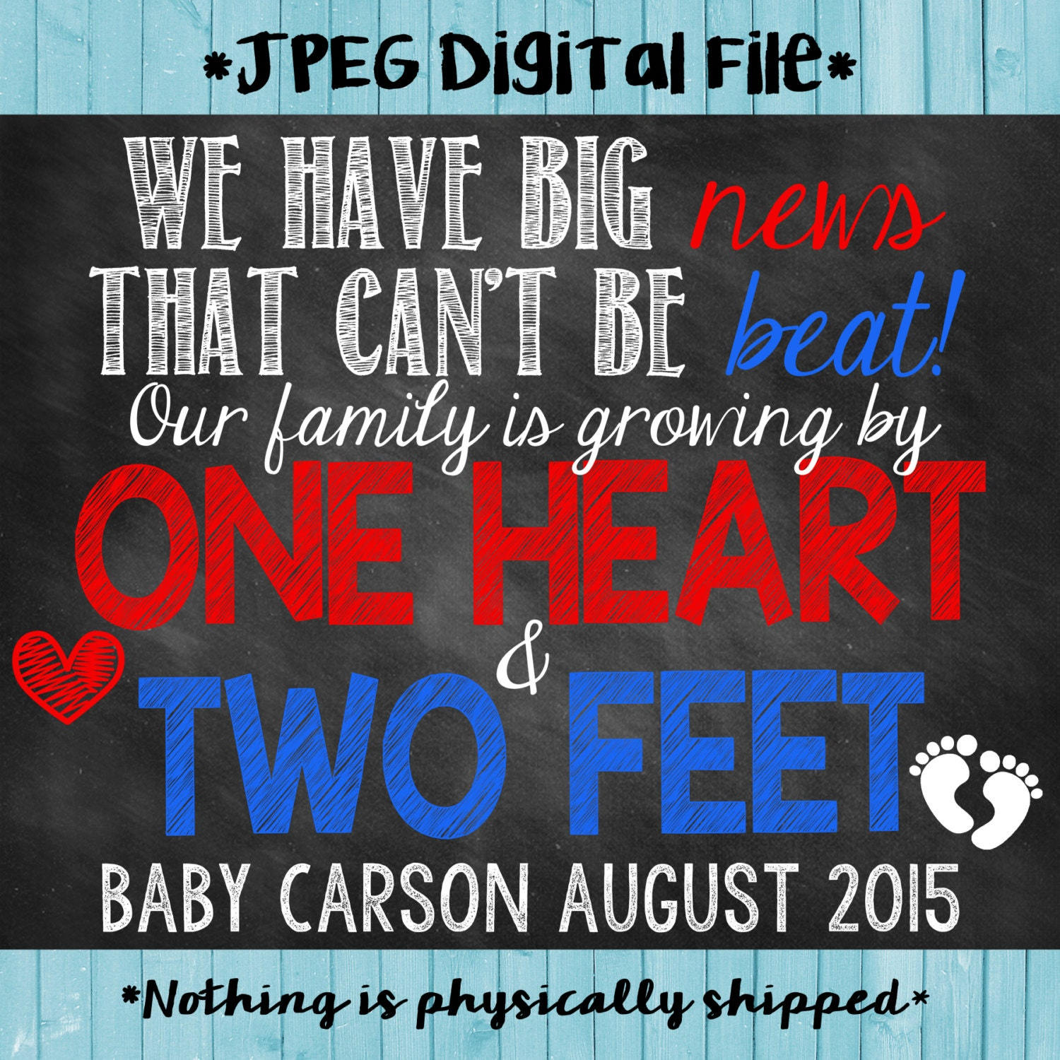 4th of July Pregnancy Announcement 4th of July Pregnancy