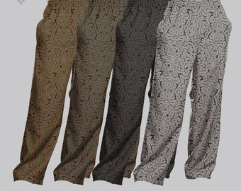BEST SELLING PANTS - Techno Shamanic