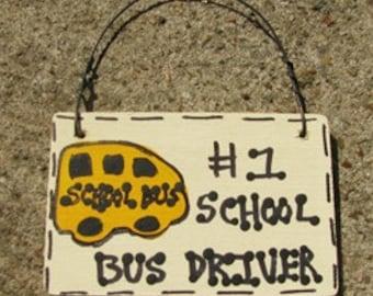 School Bus Driver Gifts no 1 School Bus Driver