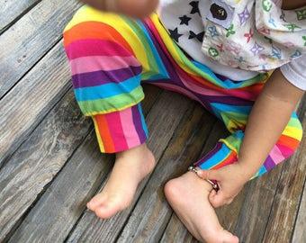 Mommy and me Rainbow leggings,Kids Leggings, Toddler Leggings, Baby Leggings, Toddlers Pants, Hipster Toddler, nordic leggings,trendy baby