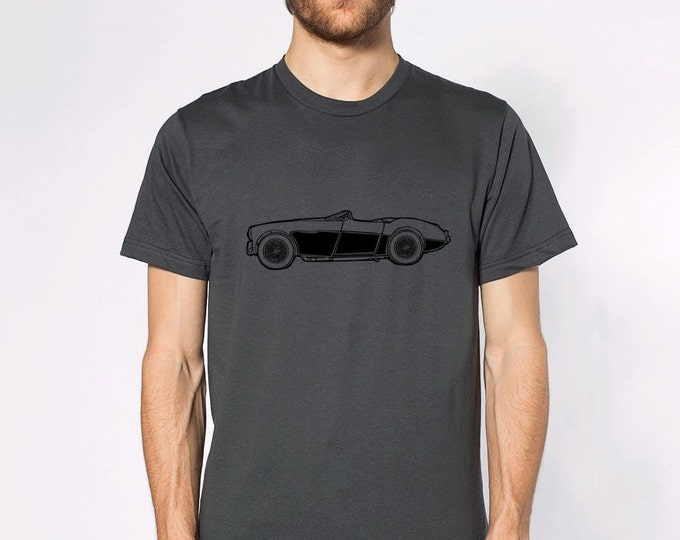 KillerBeeMoto: Limited Release Vintage British Engineered Sports Car T-Shirt