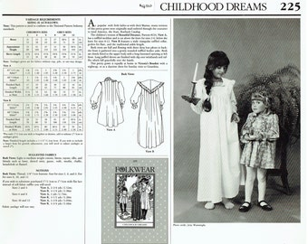Folkwear Childhood Dreams 225
