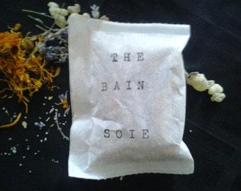 The silk bath