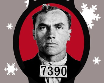 Carl Panzram Holiday Card