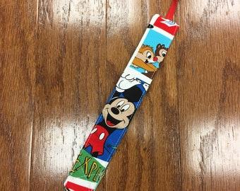 Mickey Pacifier Clip