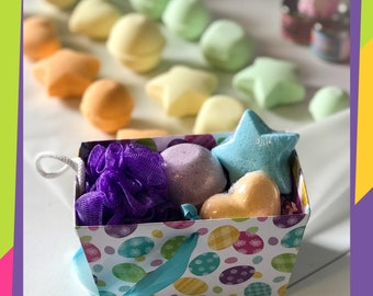 Small Bath Bomb Basket - Discounted