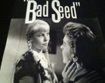 The Bad Seed 1956 Movie Shirt