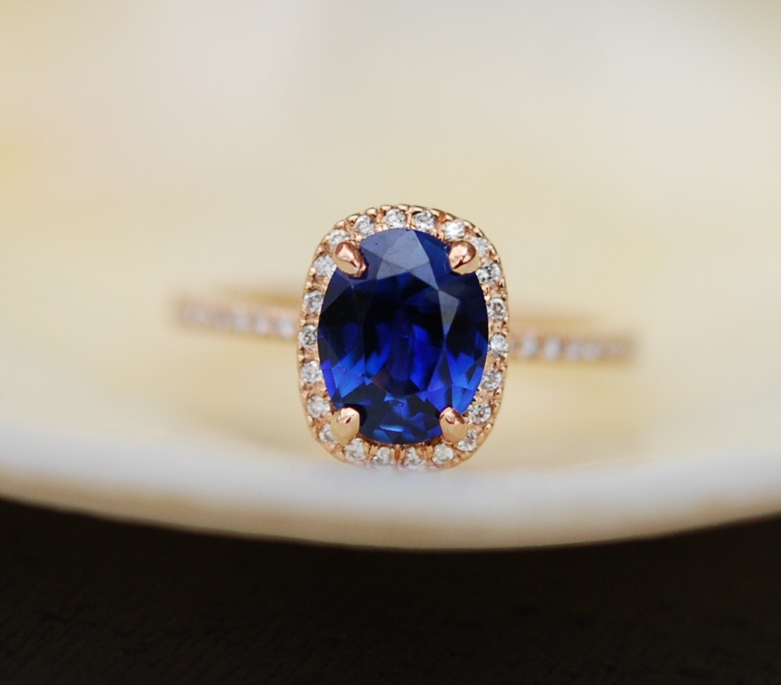 ring deller cushion dakota sapphire blue products cut royal princess heritage diana