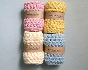 Baby Lovey, Mini Blanket, Baby Boy, Baby Girl, Chunky, Lovey Blanket , Crochet Mini Lovey, Security Lovey, Ready To Ship