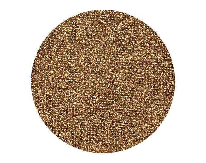 GINGER LATTE - Pressed Eyeshadow Pigment- Shimmer warm brown / copper / bronze
