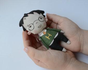 Harry Potter brooch_potterhead_hipster brooch_fantasy jewelry_reader gift_weasley sweater_textile brooch_pocket friend