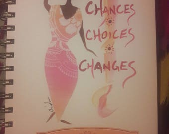 Chances, Choices, Changes African American 2018 Weekly Inspirational Planner