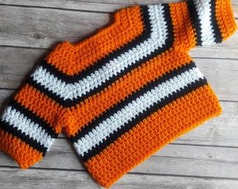 Baby Clownfish Sweater