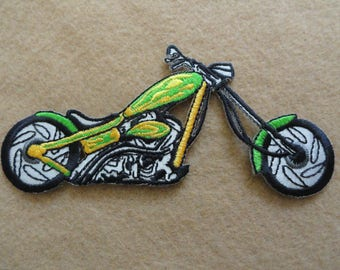 A Motorcycle   Patch - FREE Shipping