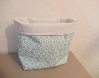 Empty pockets plus size cotton fabric