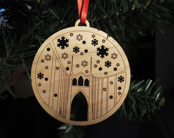 St Johns Bridge Ornament