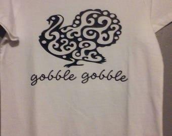 Gobble gobble shirt