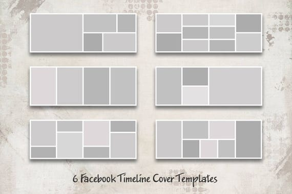 Facebook Timeline Cover Templates, facebook banner, photo template ...