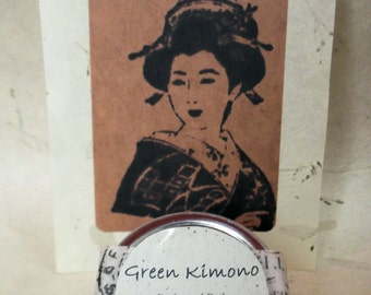 California Redwood Scent Solid Perfume-Redwood Path--Misty Woods- Complex and Intriguing scent