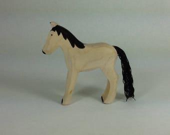 Foal, Waldorf inspired