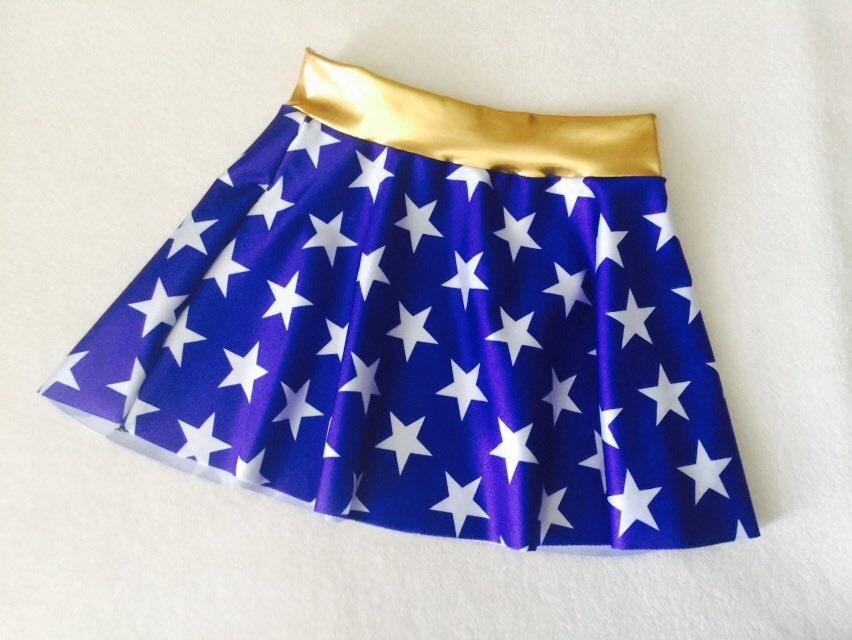 Wonder woman skirt-3846