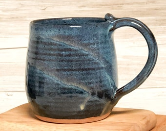 Stoneware Pottery Coffee Tea Mug Cup