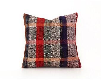 SALE Caput multicolor Decorative Pillows Cotton Cushion Cover Ethnic pillow Tribal Pillow Case Floor Pillow Throw Pillow Accent Sofa Pillows