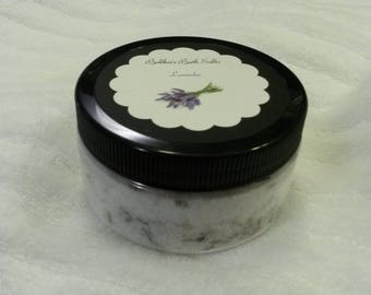 Buhbee's Bath Salts scented with Lavender! 8 ounces