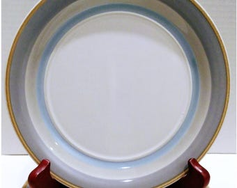 Salad Plates/Plate/Vintage Plates/Dessert Plates/Salad Plate Set/Studio Nova/Made in Japan/Fashion Tones Triple Play/Set of 4