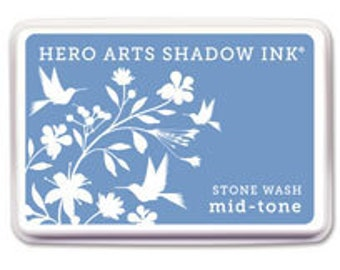 Hero Arts Stone Wash Mid-Tone Shadow Ink