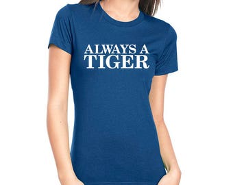 Detroit Tigers Always A Tiger T-Shirt