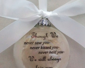 Baby Loss Gift, Child Loss, Remembrance, Pregnancy Loss, Memorial Gift, Sympathy Gift, Miscarriage Keepsake, Condolence Gift, Infant Loss